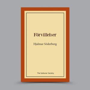 Hjalmar Söderberg: Förvillelser