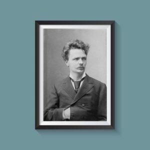 August Strindberg | Svenska Författare
