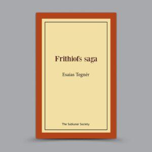 Esaias Tegnér: Frithiofs saga
