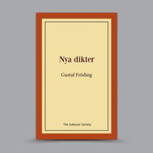Gustaf Fröding: Nya dikter