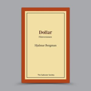 Hjalmar Bergman: Dollar –  Filmversionen