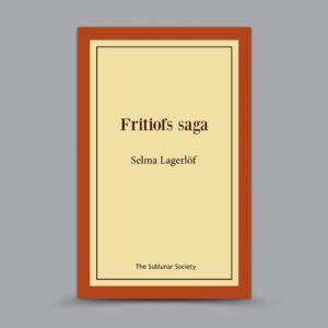 Selma Lagerlöf: Fritiofs saga
