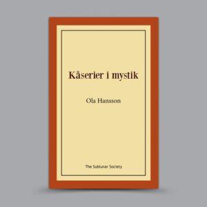 Ola Hansson: Kåserier i mystik