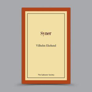 Vilhelm Ekelund: Syner