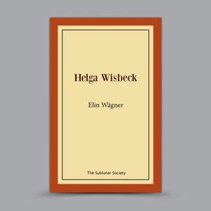 Elin Wägner: Helga Wisbeck